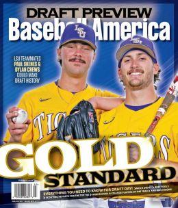 Baseball America - annual subscription