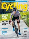 Book Cover Image. Title: Canadian Cycling Magazine, Author: Gripped Publishing