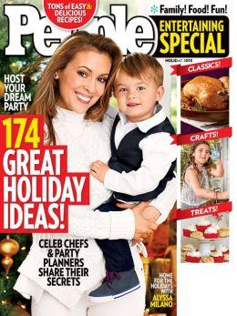 PEOPLE Magazine: Holiday Entertaining