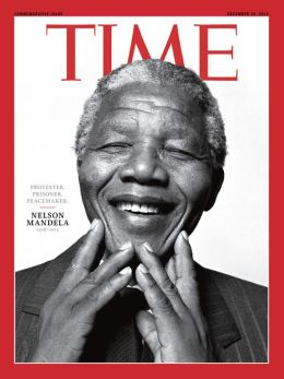 TIME: Nelson Mandela Commemorative Issue