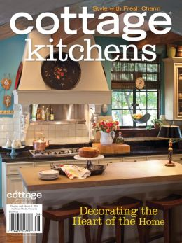 Cottage Journal Cottage Kitchens 2013
