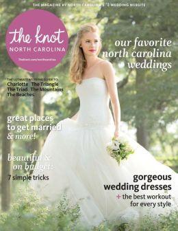 The Knot North Carolina Weddings Magazine Spring-Summer 2014
