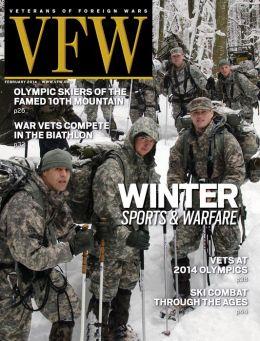VFW Magazine - February 2014