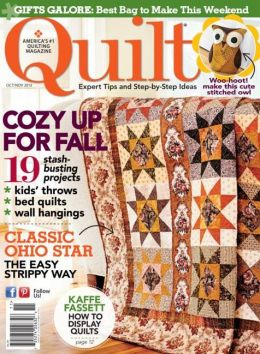 Quilt- October and November 2013