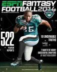 Book Cover Image. Title: ESPN The Magazine's 2014 Fantasy Football Guide, Author: The Walt Disney Company