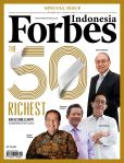 Book Cover Image. Title: Forbes Indonesia:  Indonesia's 50 Richest 2014, Author: Forbes Indonesia