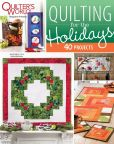 Book Cover Image. Title: Quilter's World:  Quilting for the Holidays 2014, Author: Annie's Publishing