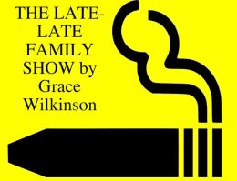 the late-late family show