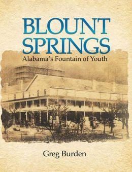 Blount Springs: AlabamaaÐ
