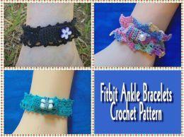 Fitbit Ankle Bracelet Crochet Pattern