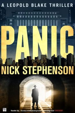 Panic: A Leopold Blake Thriller (A Private Investigator Series of Crime and Suspense Thrillers)
