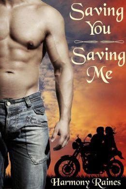 Saving You, Saving Me (Bad Boys Love Big Girls (BBW Erotic Romance), #1)