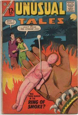 Unusual Tales Number 40 Horror Comic Book