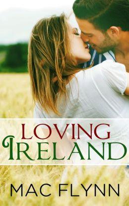 Loving Ireland (BBW Romantic Comedy)