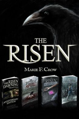 The Risen: Books 1-4, A Zombie Apocalypse Story of Survival