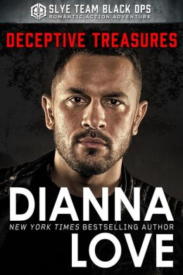 Deceptive Treasures: Slye Temp Book 5