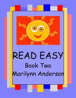 READ EASY with PRESCHOOL PALS, KINDERGARTEN KIDS, and ESL FRIENDS ~~ Book Two ~~