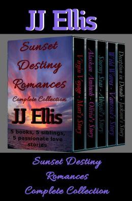 The Sunset Destiny Romances Complete Collection