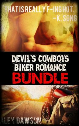 BIKER BUNDLE: Three Devil's Cowboys Motorcycle Club Novellas For One Low Price