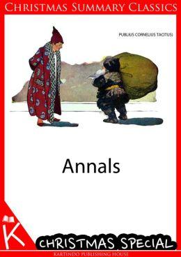 Annals [Christmas Summary Classics]