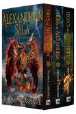 Book Cover Image. Title: Alexandrian Saga (Books 1-3), Author: Thomas K. Carpenter