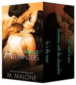 The Alexanders: Contemporary Romance Bundle (a Military, New Adult, Romantic Suspense Box set)