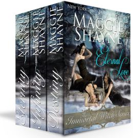 Eternal Love: The Immortal Witch Series