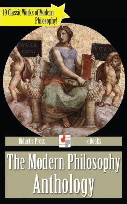 The Modern Philosophy Anthology