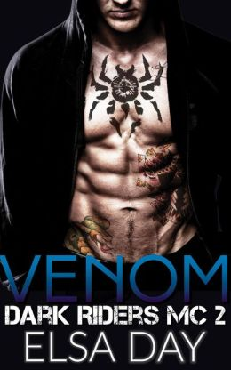 Venom (Dark Riders Motorcycle Club, #2)