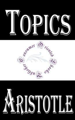 Topics by Aristotle