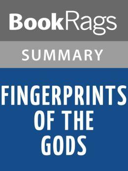 Fingerprints of the Gods by Graham Hancock Summary & Study Guide
