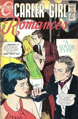 Career Girl Romances Number 43 Love Comic Book