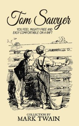 Tom Sawyer Collection - All Four Books (Illustrated with audio links)