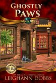 Book Cover Image. Title: Ghostly Paws, Author: Leighann Dobbs