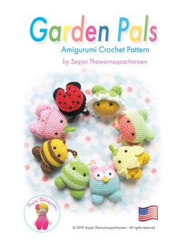 Garden Pals Amigurumi Crochet Pattern
