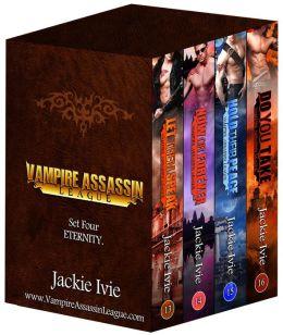 Eternity, Vampire Assassin League Bundle 4
