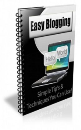 How TO Easy Blogging