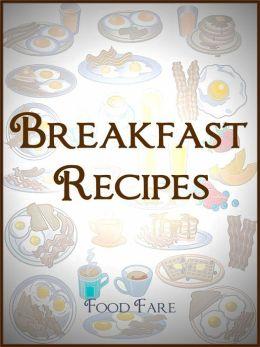 Breakfast Cookbook