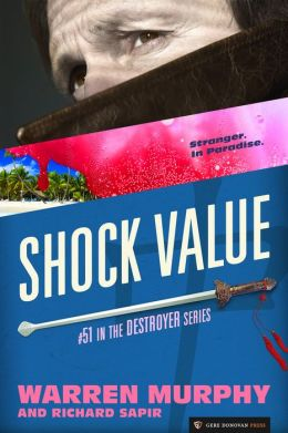 Shock Value (The Destroyer #51)