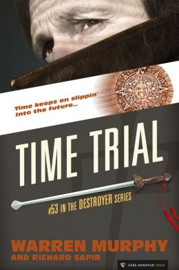 Time Trial (The Destroyer #53)