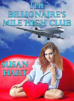 Sex In The Air: An Exclusive Mile High Club