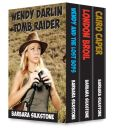 Book Cover Image. Title: Wendy Darlin Tomb Raider - box set, Author: Barbara Silkstone