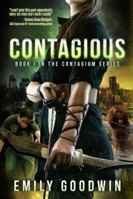 Contagious (The Contagium Series Book 1)
