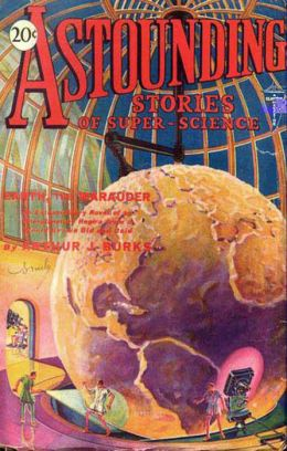 Astounding Stories of Super Science, July 1930 (Illustrated Edition)
