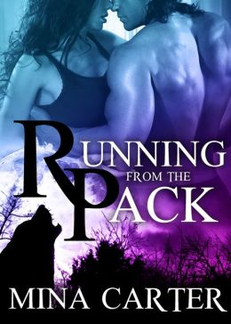 Running from the Pack (BBW Werewolf Erotic Romance)