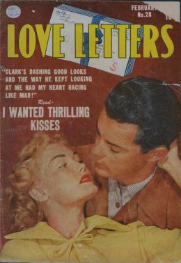 Love Letters Number 28 Love Comic Book