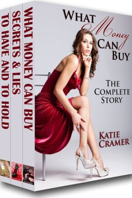What Money Can Buy: The Billionaire Boxed Set (The Complete New Adult Romance Story)