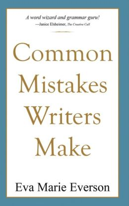 Common Mistakes Writers Make