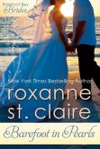 Book Cover Image. Title: Barefoot in Pearls, Author: Roxanne St. Claire