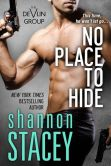 Book Cover Image. Title: No Place to Hide, Author: Shannon Stacey